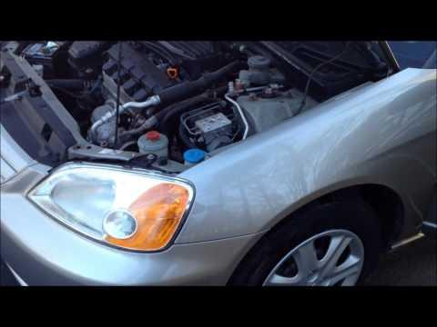2003 Honda Civic Ex for sale