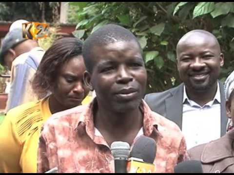 Dream comes true for Saleh Wanjala as he gets free flight to Nairobi