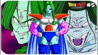 Vegeta liquida a Dodoria y Zarbon - Namek - Directo #5 - Dragon Ball Z Kakarot