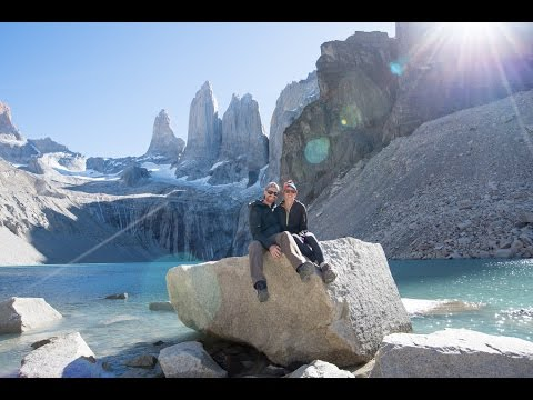 TORRES DEL PAINE- the famous hike...