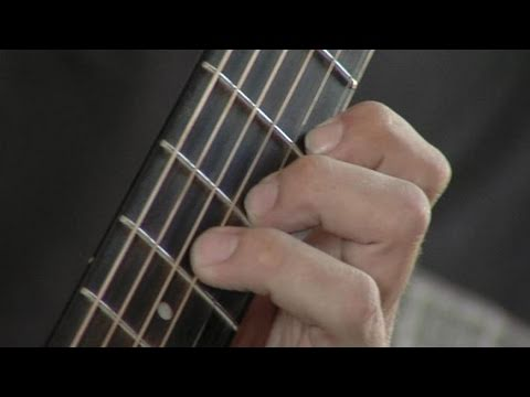 How To Play B Minor Chord - YouTube