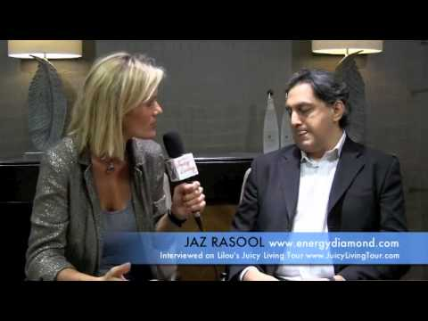 Shifting levels of consciousness & resonance - Jaz Rasool, UK