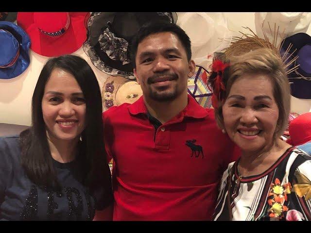 Sikreto ni Pacquiao binulgar ng tiyahing si Lilia Lao