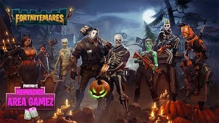 EVENTO DE HALLOWEEN // FORTNITEMARES | FORTNITE CHILE SALVAR EL MUNDO #1