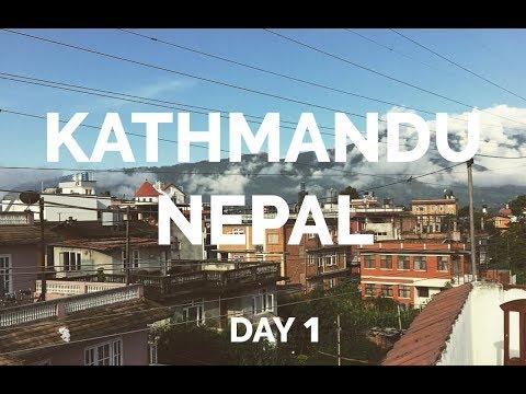 Nepal Vlog 1 - Travel