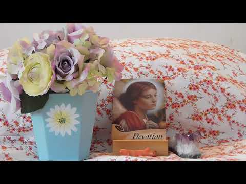 Daily Grace Oracle Card Reading