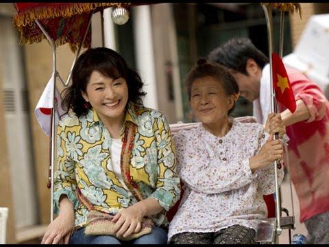 松坂慶子×大森一樹監督×ベトナム!映画『ベトナムの風に吹かれて』予告編