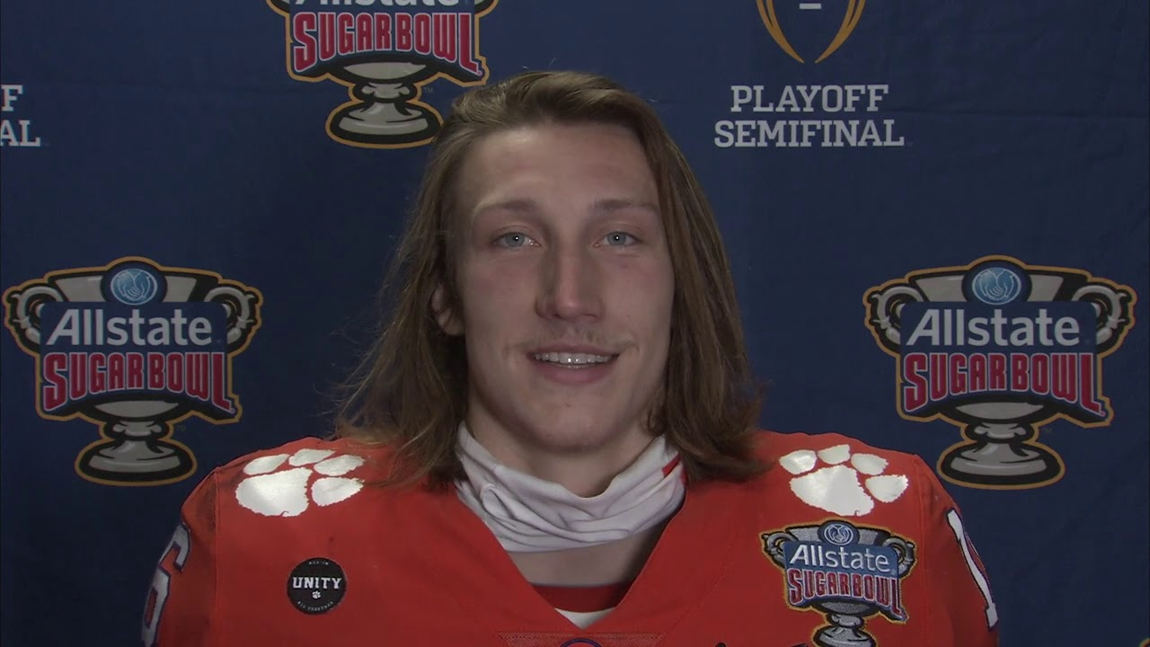 After Sugar Bowl loss, what's next for Trevor Lawrence? Clemson ...