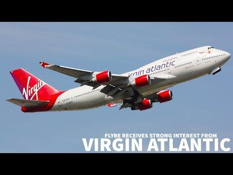 Virgin Atlantic Interested in Flybe