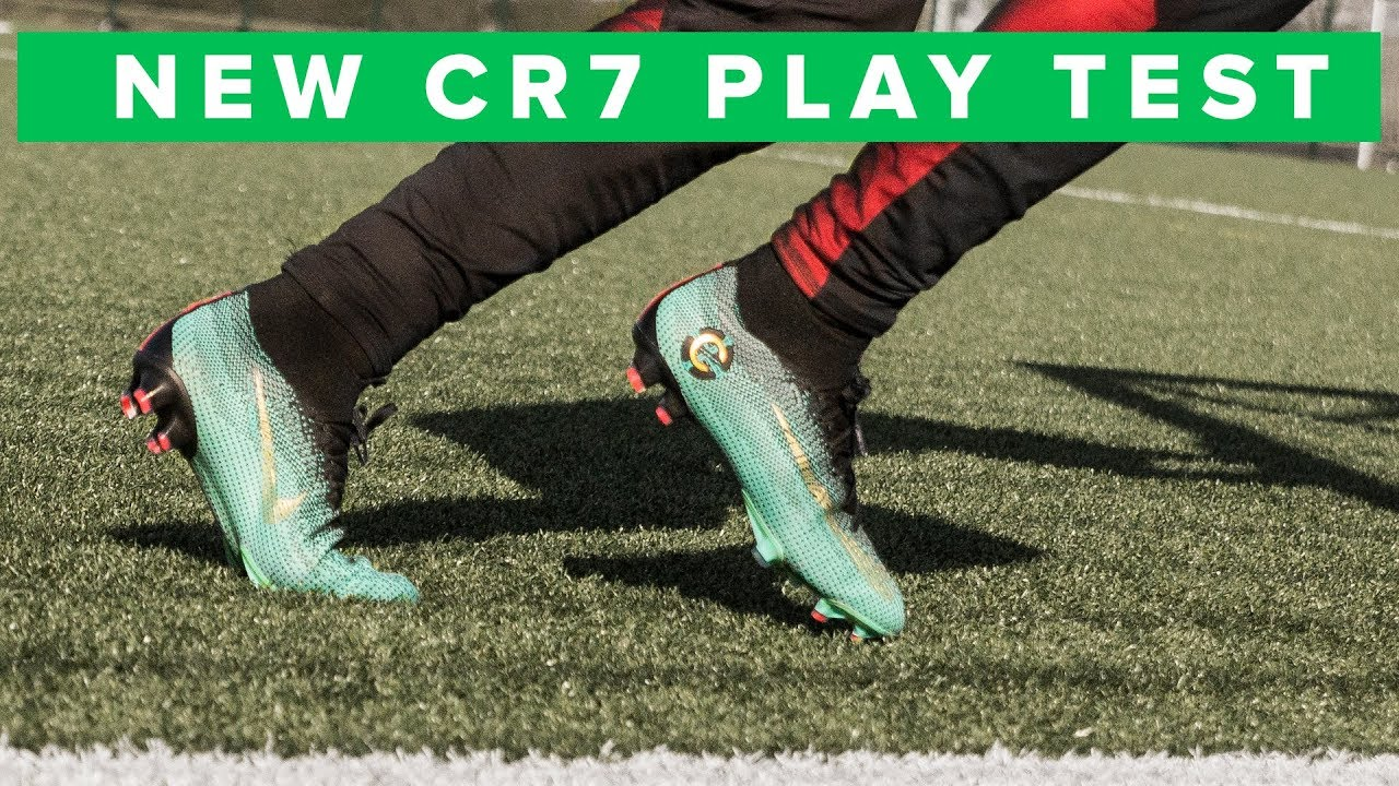 4434c7aea7e21 CR7 CHAPTER 6 PLAY TEST - best Nike Mercurial Superfly for Ronaldo yet?
