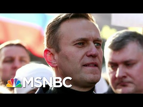 Alexei Navalny Sent To Notorious Russian Prison Camp | Morning Joe | MSNBC