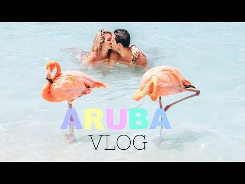 ARUBA VLOG | FLAMINGO ISLAND | KENSINGTON & PEARL | IAM CHOUQUETTE