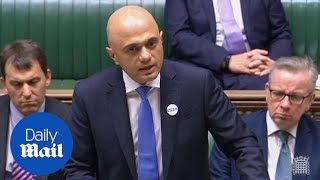 Sajid Javid says Russian government must explain Amesbury poisoning