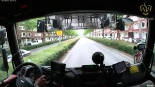 PRIO 1 AL44-1 (Onboard) Wolpheartstraat Rotterdam Assistentie Ambulance Op Hoogte