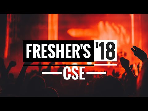 FRESHER'S 18 SBJITMR -  CSE | ARGE