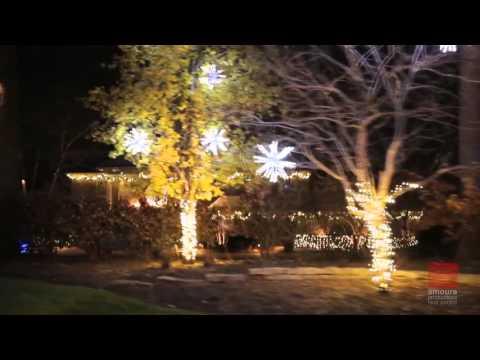 2015 Omaha Christmas Lights Tour in HD