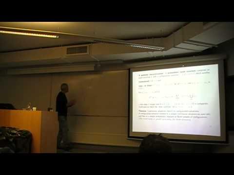 """Glynn Winskel: """"Distributed probabilistic strategies"""""""