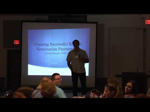 2017 HRS Educator's Conference: Dr. Carmine Bausone - Successful Rescue-Veterinarian Partnerships