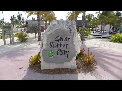 Great Stirrup Cay, The Bahamas - Full Tour HD (2017)
