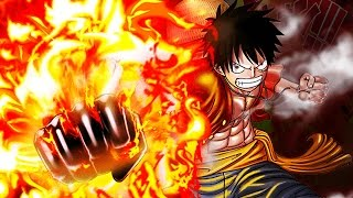 CLUTCH! FIRST ONLINE RANKED MATCH! One Piece Burning Blood GAMEPLAY