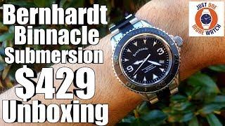 $429 Original American Dive Piece! Bernhardt Binnacle Submersion Diver Unboxing