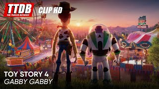 Toy Story 4  | Clip: Gabby Gabby