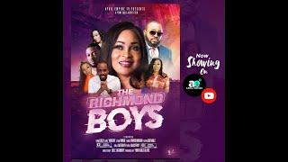 RICHMOND BOYS - RICHMOND BOYS - YOMI GOLD | BUKKY WRIGHT | TUNDE OWOKUNIRAN | TOYIN ADEWALE.