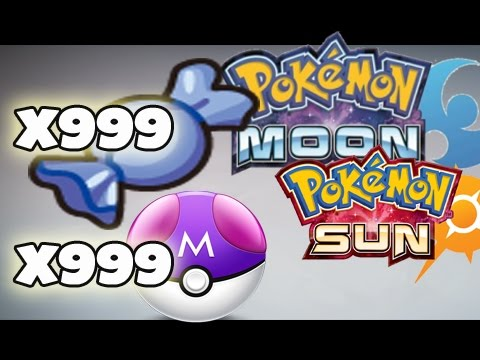 <b>Pokémon Sun</b> &amp; Moon - Best <b>Cheat Codes</b> to play with (<b>Action Replay</b> ...