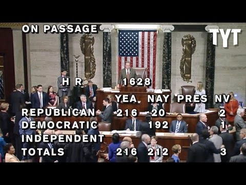ObamaCare replacement bill approved in House