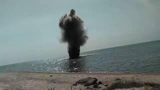 видео Взрыв Чёрного моря