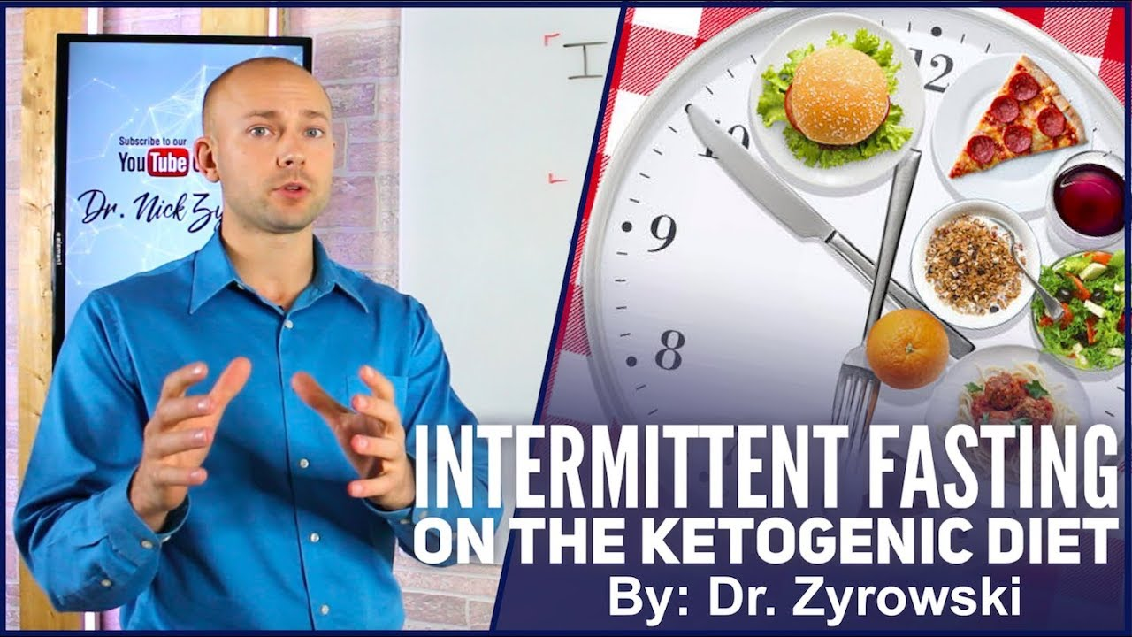 Intermittent Fasting On Ketogenic Diet A Better Way Youtube