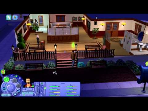 Let's Play The Sims 2 Part 3 (Buying A Cellphone)