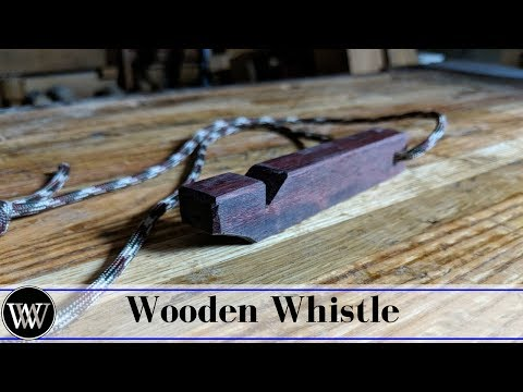 making-a-wooden-whistle-|-quick-beginners-project