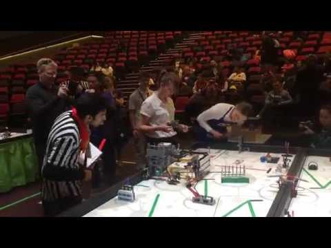 FIRST LEGO League Asia Pacific Open Championships 2015