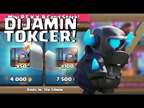 DECK SUPER UNTUK MINI PEKKA CHALLENGE + BORONG 150 UNIT MINI PEKKA! • Clash Royale Indonesia - 동영상