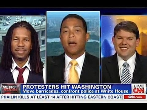 LZ Granderson Serves Shut Up Juice To CNN Conservative