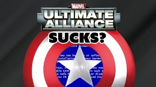 Marvel Ultimate Alliance PC Remasters SUCK? - The Know