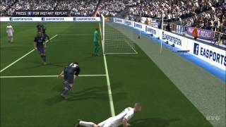 FIFA 14 - Real Madrid vs. Manchester United FC Gameplay [HD]