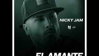 Nicky jam - El Amante - Instrumental ( Beat) ( Pista)