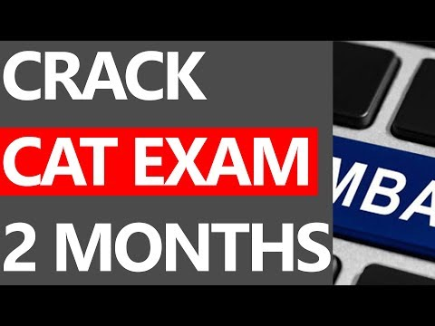 SCORE 99%tile With Sixty Days Preparation in CAT EXAM 🙌👍[SECRETS, TIPS, STRATEGY]