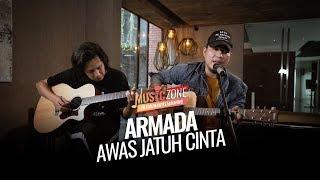 Gambar cover Armada - Awas Jatuh Cinta - Live at MUSIC ZONE