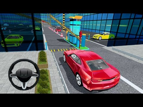 New Multi-Level Car Parking Simulator (by Coding Squares) Android Gameplay [HD]