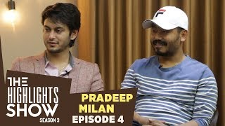 Pradeep Khadka & Milan Chams @ THE HIGHLIGHTS SHOW | Season 3 | Ep. 4 | LILY BILY