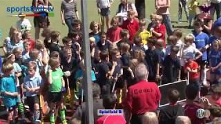 Grundschulmeisterschaft Düsseldorf 05.05.2018 Livestream von Platz B