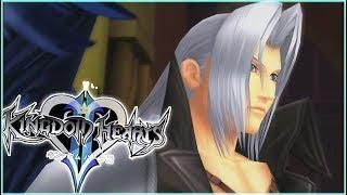 Kingdom Hearts 2 Final Mix Filler Episode Pooh Bear & Sephiroth