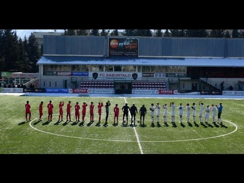 FC Saburtalo 0:1 FC Dinamo Tbilisi [Reserve Team] - HIGHLIGHTS