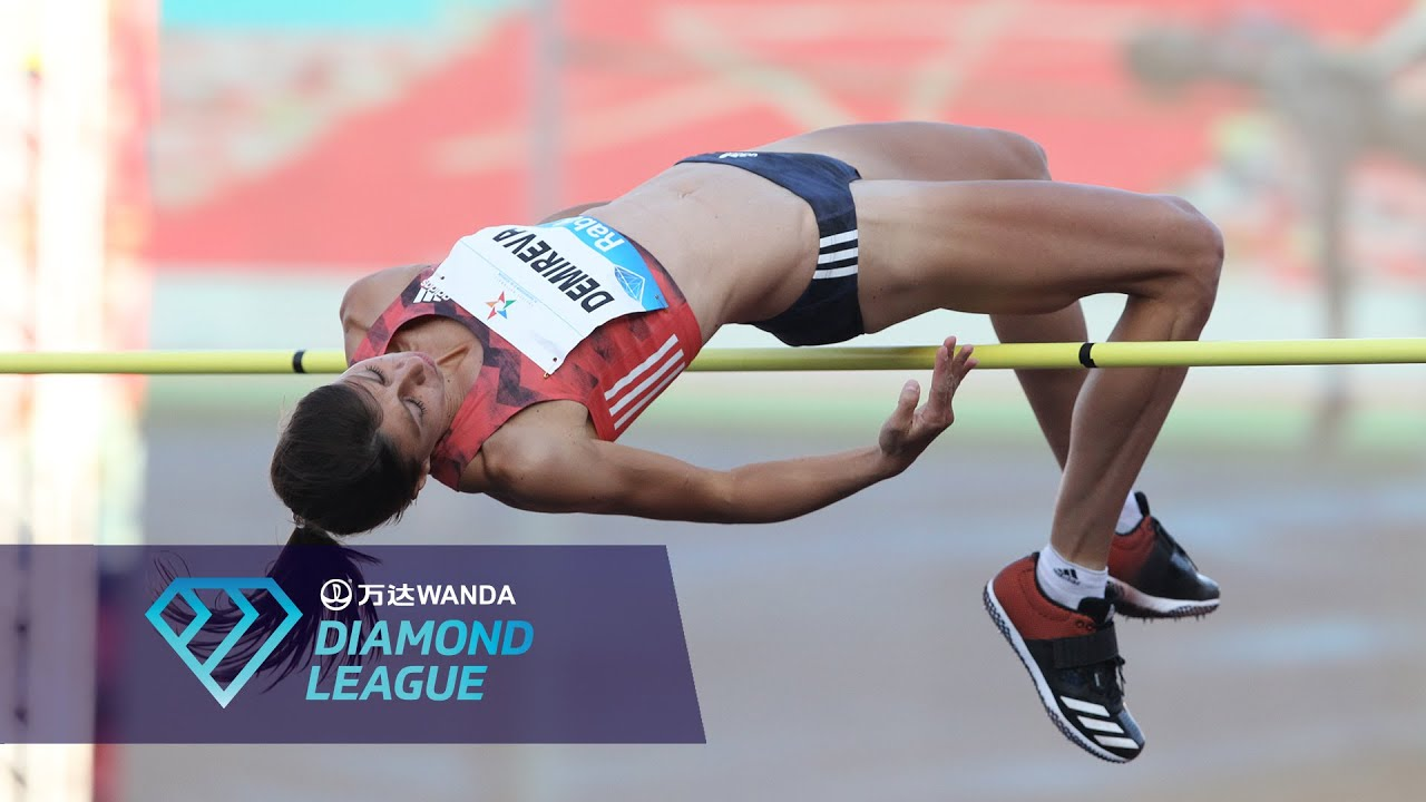The Best of Mirela Demireva - Wanda Diamond League