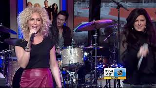 Little Big Town Quit Breaking Up With Me 10.21.2014 GMA 720p.mp3