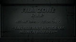 Cierre de Film Zone - Comienzo de FXM Latinoamérica (Señal Pacífico) - 18 de septiembre de 2017
