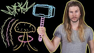 Why Shattering Thor's Hammer Would Destroy the Earth! (Because Science w/ Kyle Hill)
